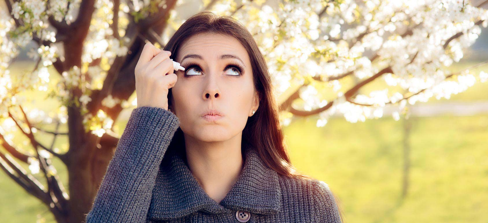Tips to Avoid Eye Allergies