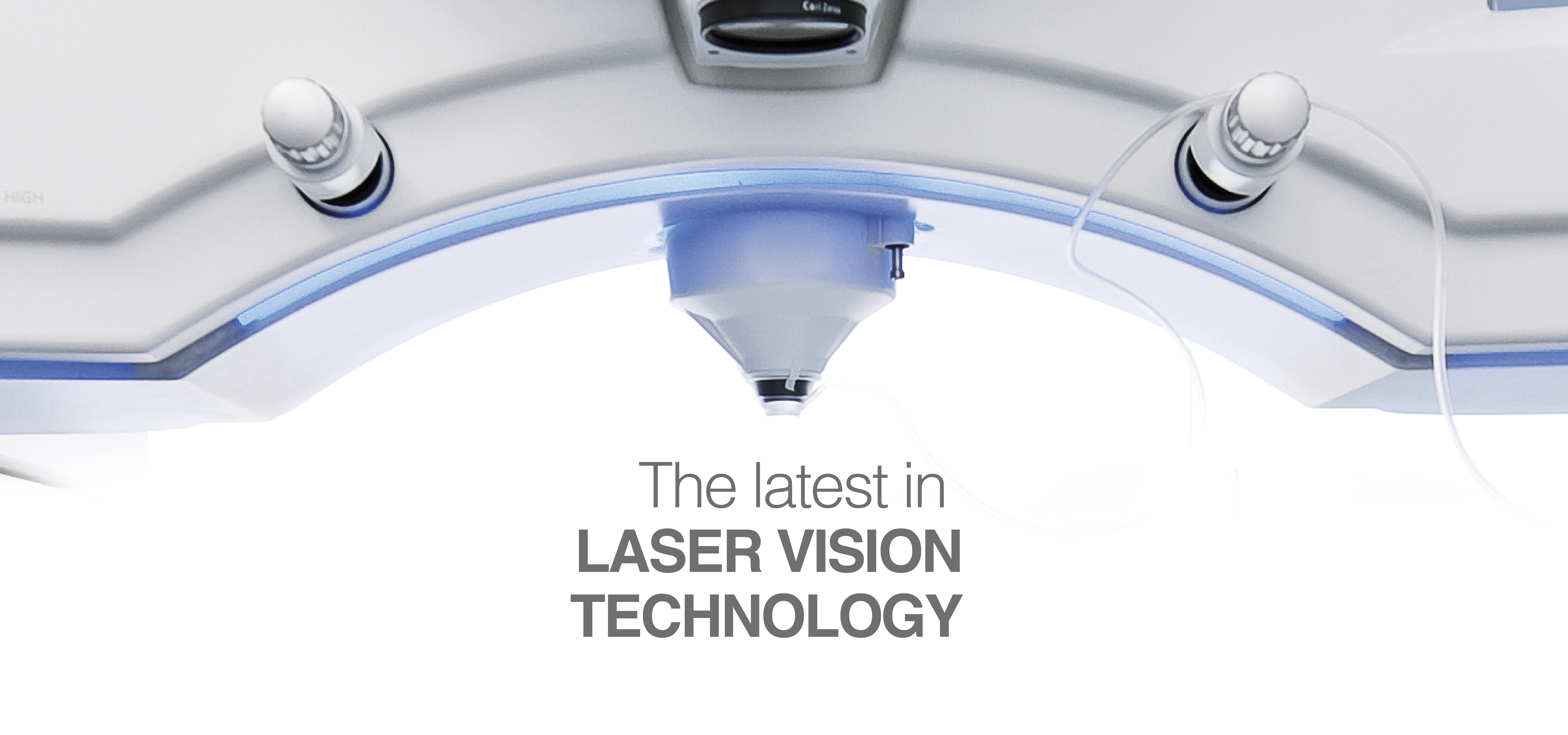 latest in laser vision