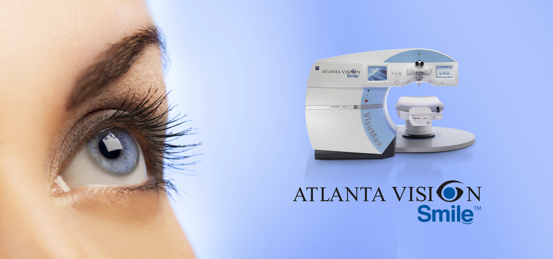 Eye Lasik Banners College Sign Banners