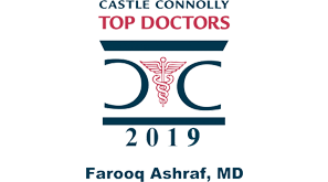 Castle Connolly Top Doctor Award 2019